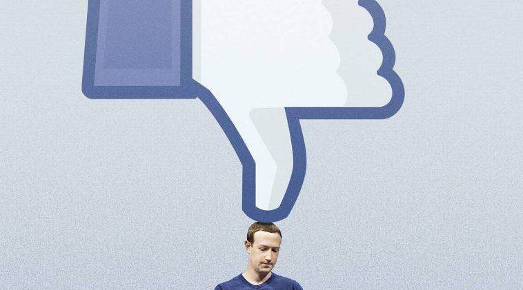 Like與Dislike之間 在Facebook表態的藝術