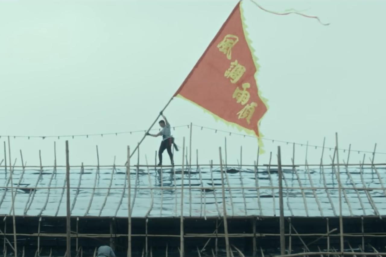 香港電影金像獎預告裡的感言獨白