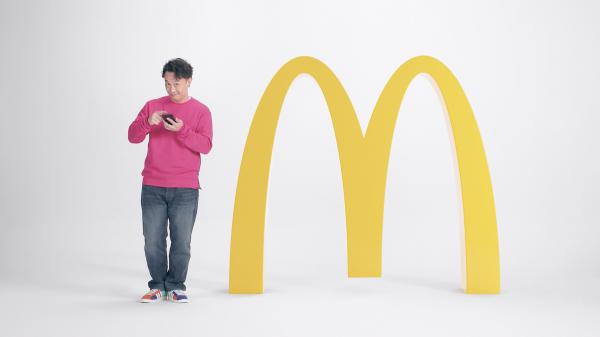 McDonald's「神」氣之作