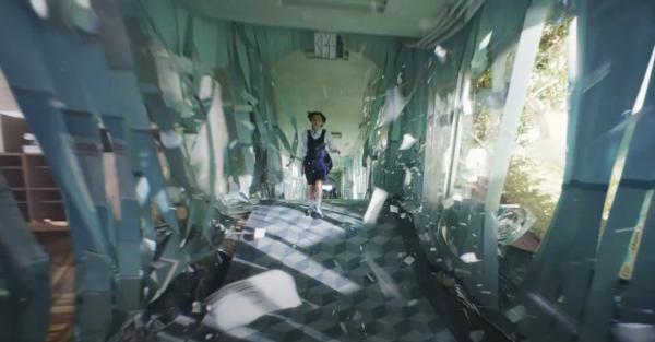 Pocari 60秒廣告背後的夢幻實景